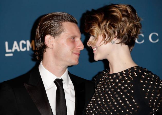 Evan Rachel Wood and Jamie Bell Photo