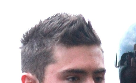 Do you like Zac Efron's haircut?