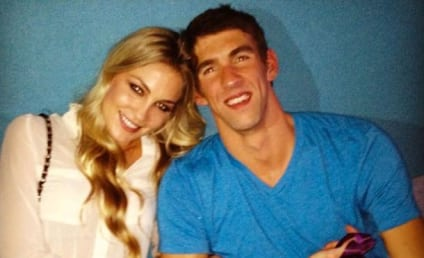 Megan Rossee: Michael Phelps' Girlfriend!