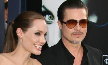 Angelina Jolie: Cheating on Brad Pitt with Nanny Lena Gould?!