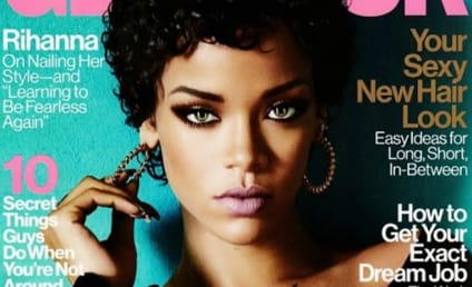 Rihanna Glamour Cover: Photoshopped Much?