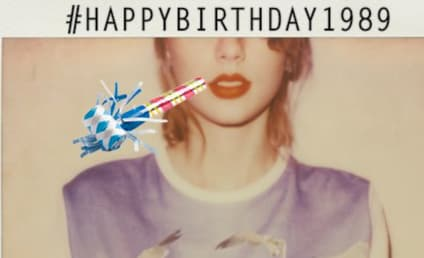 Taylor Swift Album Anniversary: A Celebration in GIFs!