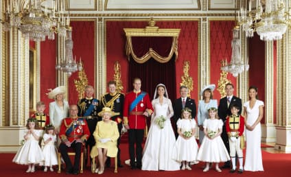 Celebrity of the Year Finalist #4: The British Royal Family!