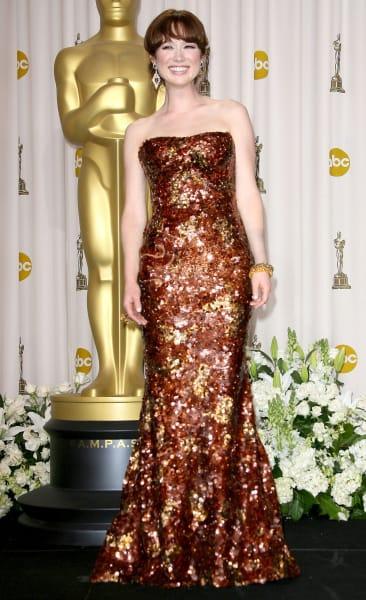 Ellie Kemper at the Oscars