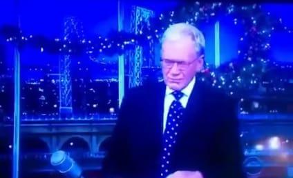 David Letterman on Newtown Tragedy: It Makes Me So Sad
