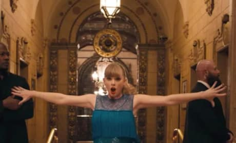 Taylor Swift is Delicate