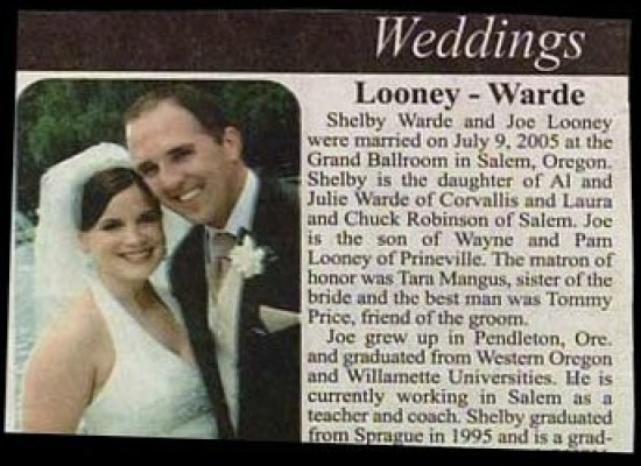 Looney Warde