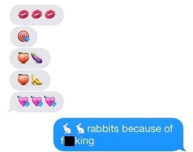 Sexting emoticons