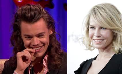 Harry Styles & Chelsea Handler: HOOKING UP?!?