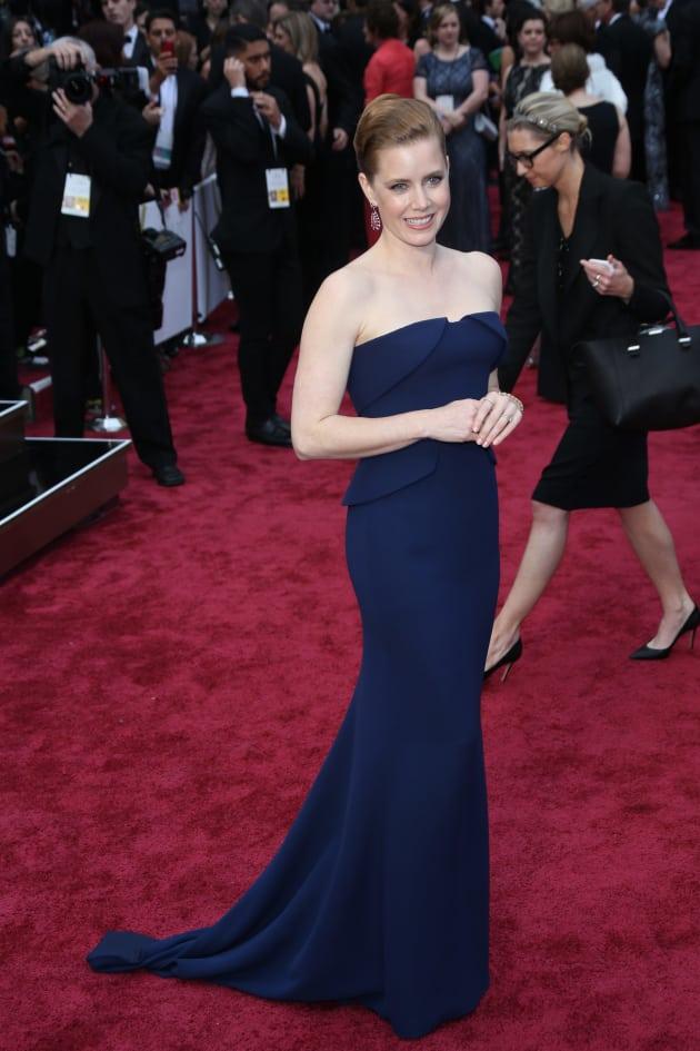 Amy Adams at the Oscars