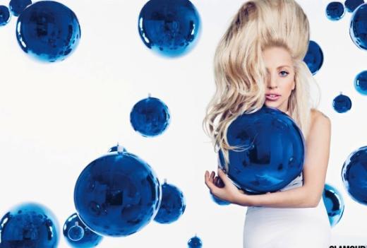 Lady Gaga in Glamour Photo