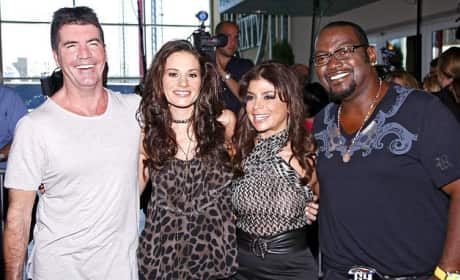New American Idol Judges