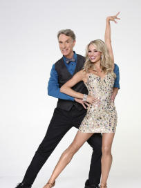 Bill Nye on Dancing With the Stars
