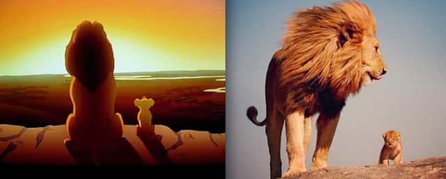 The Lion King, Take 3