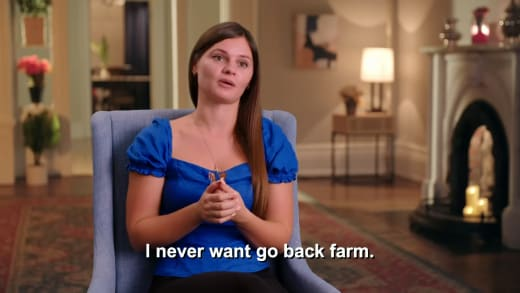 Julia Trubkina - Je ne veux jamais retourner à la ferme
