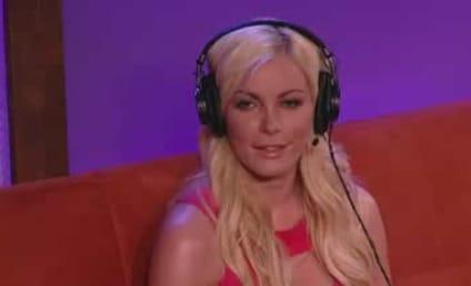 Crystal Harris on Hugh Hefner Sex: One Time. Two Seconds!