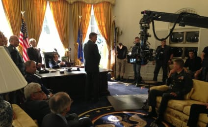 X-Men Days of Future Past: Richard Nixon Revealed!