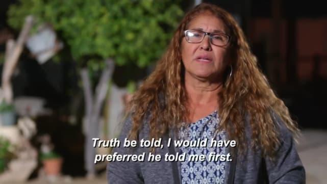 La madre de Armando desearía que le hubiera dicho uno a uno