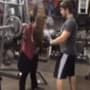 Joy-Anna Duggar Lifts Weights in Skirt
