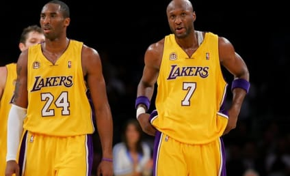 Lamar Odom: Determined to Play for the Lakers Again!