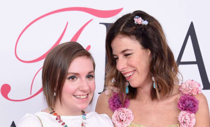 Lena Dunham Posts Topless Photo, Remains Thirsty AF