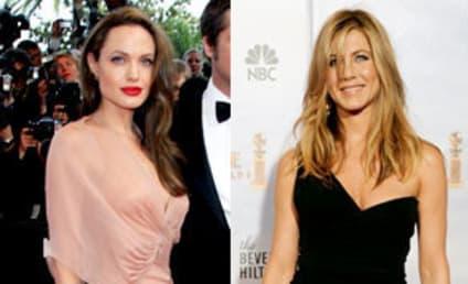 Fashion Face-Off: Angelina Jolie vs. Jennifer Aniston