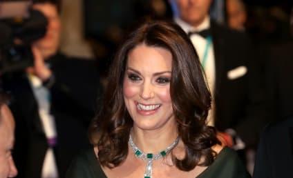 Kate Middleton: Still Performing Royal Duties In Third Trimester!