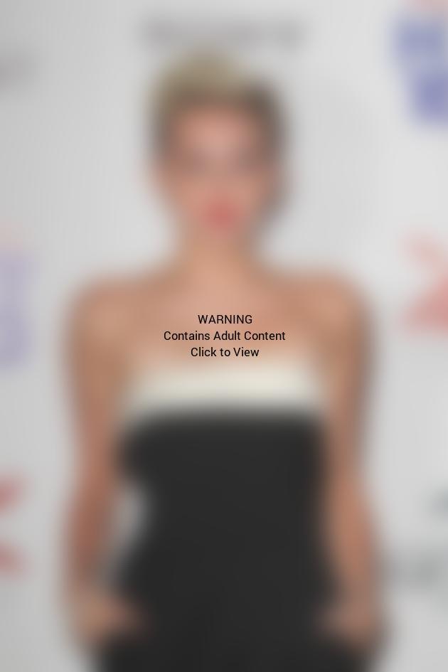 Miley Cyrus on Maxim Red Carpet