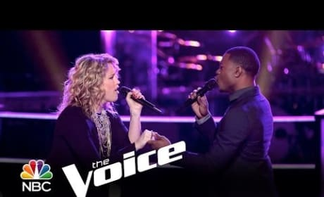 """Dani Moz vs. DeShawn Washington: """"My Kind of Love"""" (The Voice)"""