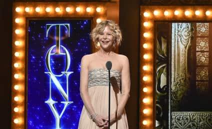 Meg Ryan Presents at Tony Awards, Internet Reacts in Mean Horror