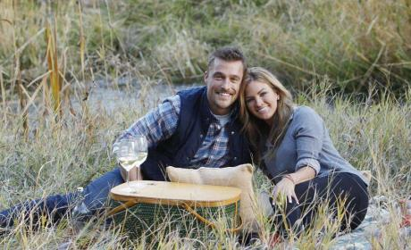 Chris Soules and Becca Tilley