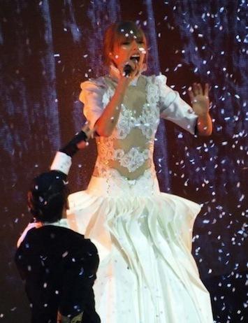 Taylor Swift Brit Awards Performance