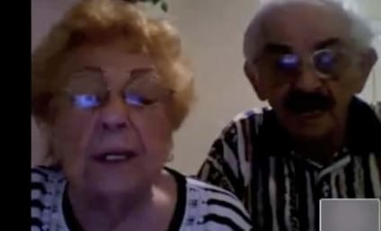 Grandparents Give Greatest Wedding Toast Ever