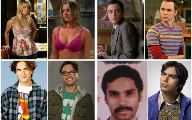 The Big Bang Theory Cast: Before They Were Stars! - The ...