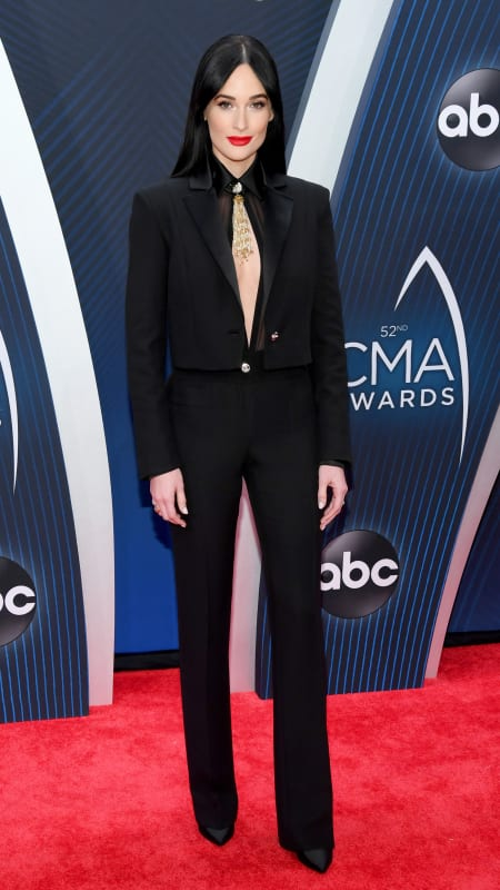 Kacey musgraves at 2018 cmas