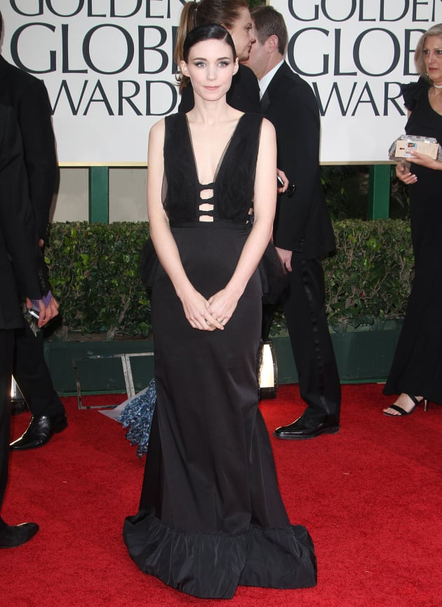 Rooney Mara Red Carpet Pic