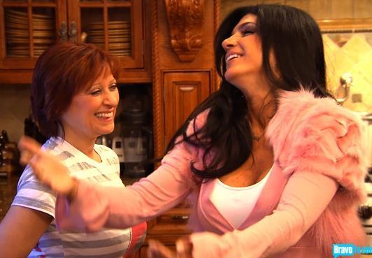 Teresa Laughs