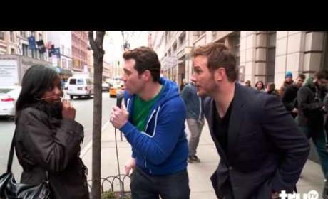 New Yorkers Have No Idea Who Chris Pratt Is