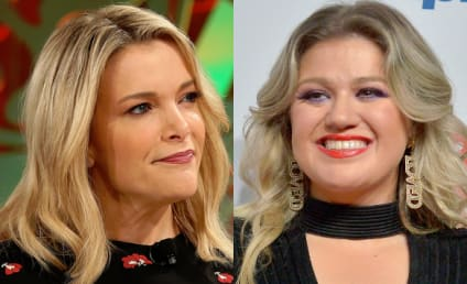 Megyn Kelly: Out at NBC, Being Replaced by Kelly Clarkson?