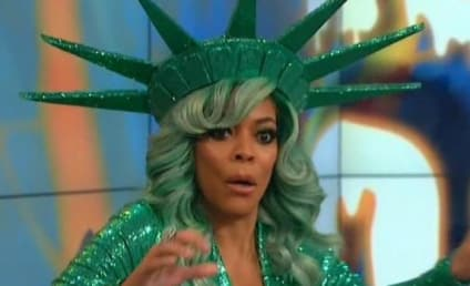 """Wendy Williams on """"Scary"""" Collapse: Darn You, Menopause!"""