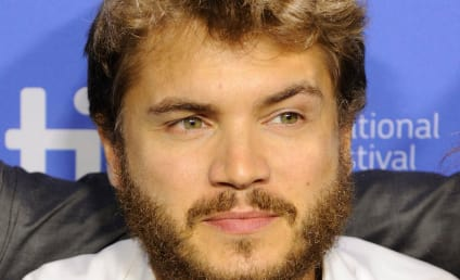 Emile Hirsch Caught Peeing On A Cactus