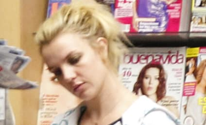 Sam Lutfi Likely Violates Britney Spears Restraining Order