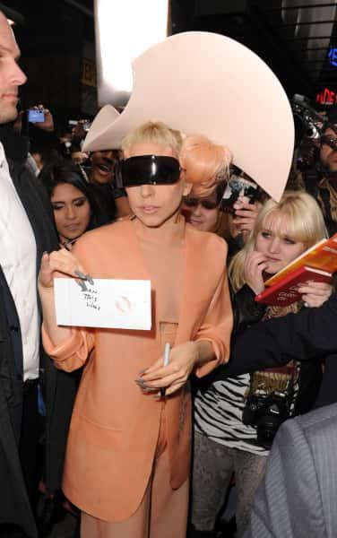 Gaga: Born This Way