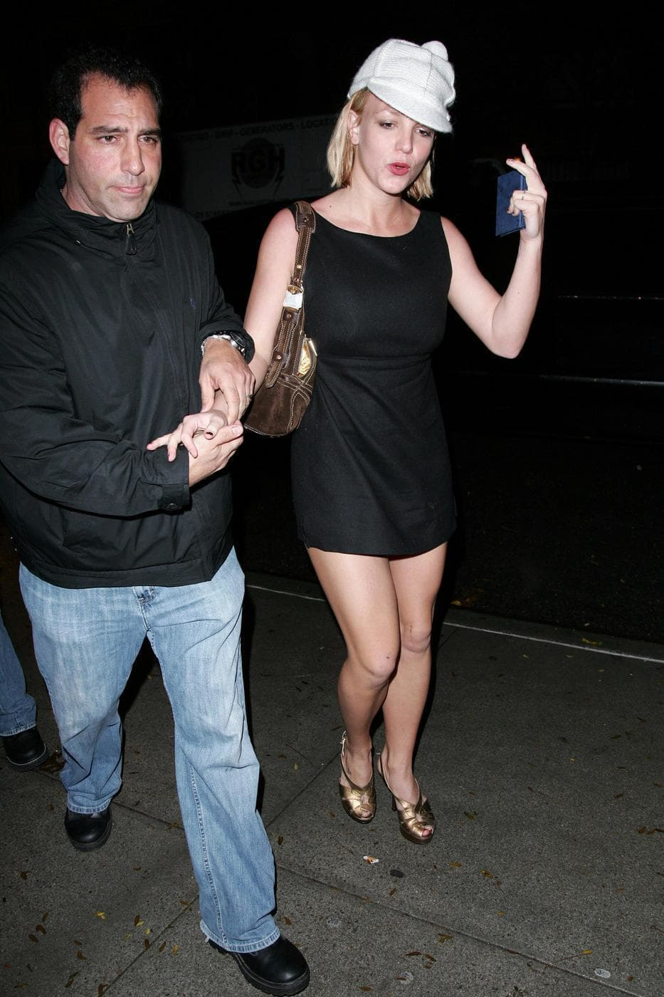 Britney Spearswith No Panties Images