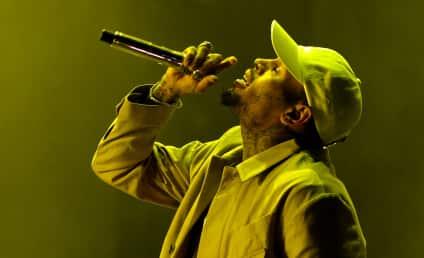 Chris Brown Blasts Publicist: You're a B-tch!