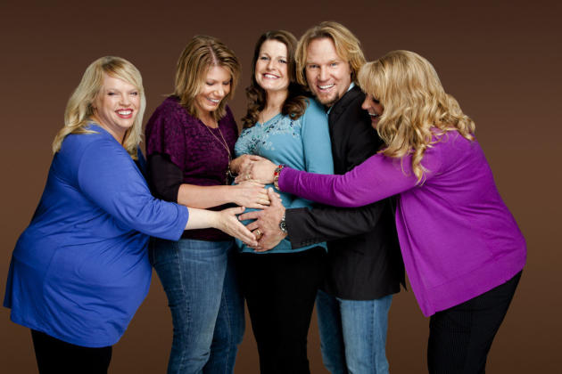 Sister Wives Stars Photo