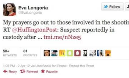 Celebrities Tweet Condolences to Oakland School Shooting Victims