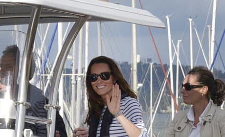 Sail Away With Duchess Kate Middleton