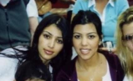 Khloe Kardashian Posts Amazing Throwback Photo: My How Kim and Kylie Have CHANGED!