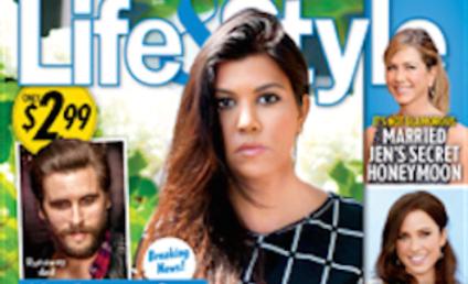 Kourtney Kardashian: Is She Pregnant AGAIN?